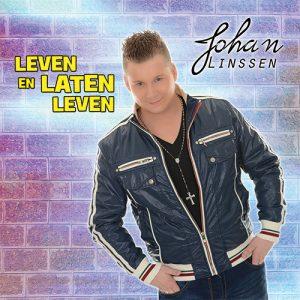 Johan Linssen - Single Leven en Laten Leven Hoes Front (500x500Px) RGB